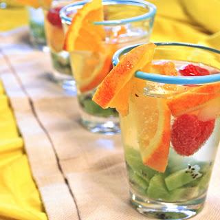 Fruity Healthy Soda