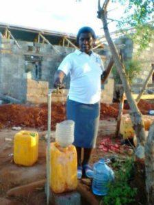 May Kenya water trickle