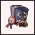 子役の帽子