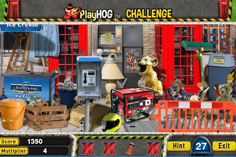 Challenge #235 Phone Booth New Free Hidden Objects - náhled