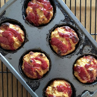 Meatloaf Cupcakes – With A Secret Ingredient