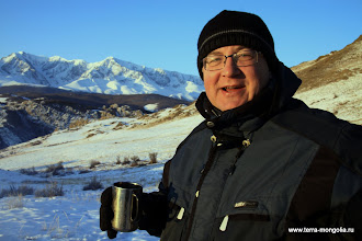 Photo: Глоток горячего чая морозным утром - что может быть лучше?!