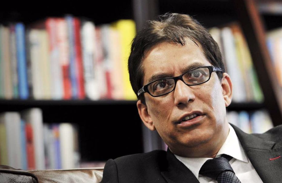 Iqbal Survé: Looking to turn loss-making assets into a cash-rich listed company. Picture: GALLO