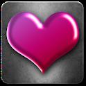 Hearts Live Wallpaper FREE icon