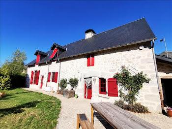 maison à Saint-Fréjoux (19)