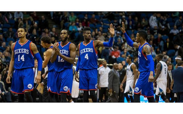 Philadelphia 76ers Tab