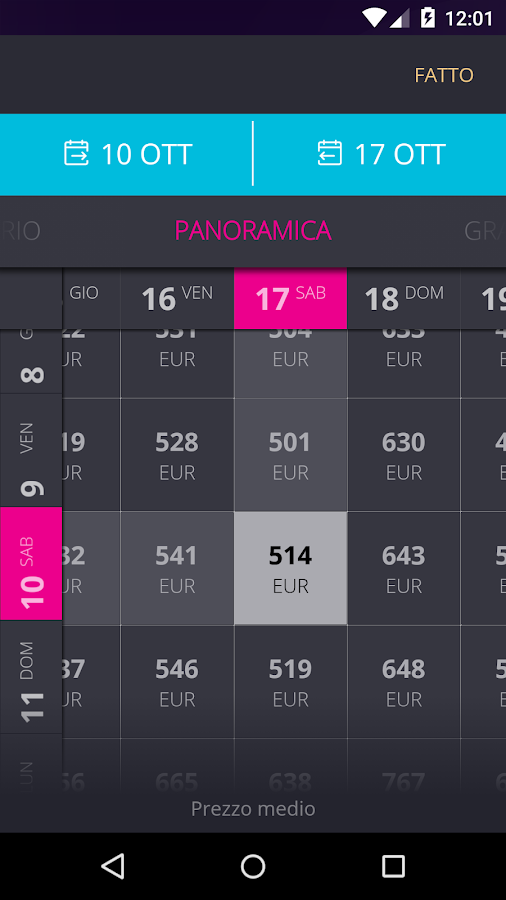 momondo Voli e Viaggi Low Cost- screenshot