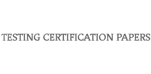 Testing Certifications (ISTQB, CSTE) Sample Papers - Apps on Google Play