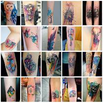 Tattoos 3D Motif - screenshot thumbnail 10