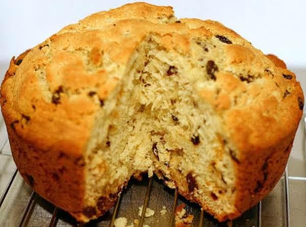 Sour Cream Irish Soda Bread Recipe