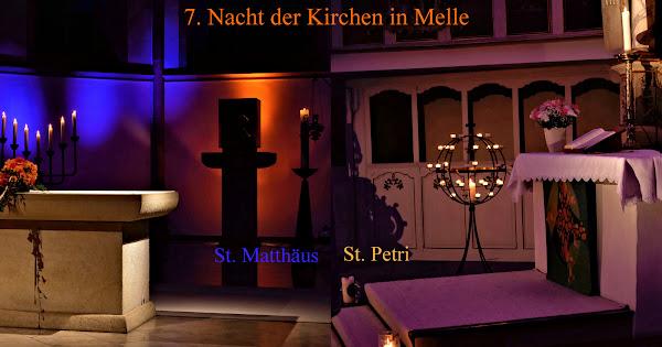 7. Nacht der Kirchen in Melle