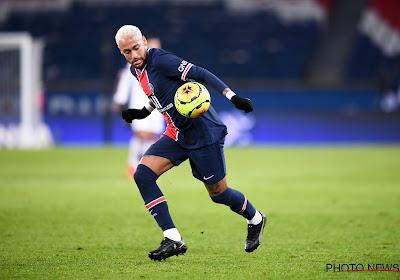 Machine van PSG sputtert opnieuw: ook doelpunt Neymar kan Parijzenaars in eigen huis niet aan drie punten helpen