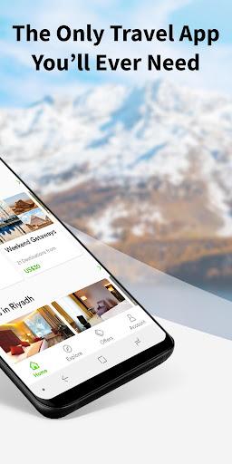 Wego Flights, Hotels, Travel Deals Booking App 6.0.1 screenshots 2