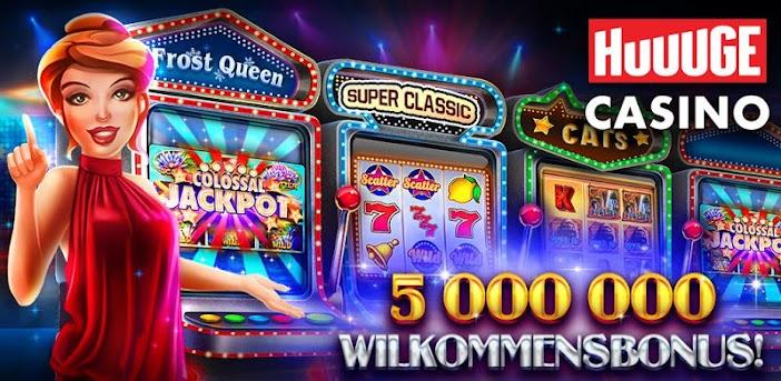 Huuuge  Casino Slots - Spielautomaten Kostenlos