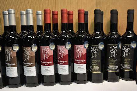 Rode wijnen: Pinotin-Rondo 2013+Regent 2011+2013