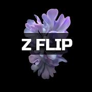 Z Flip Theme kit