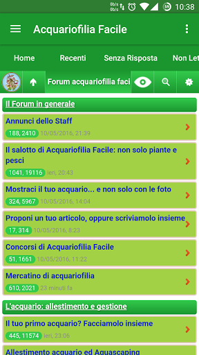 forum acquario