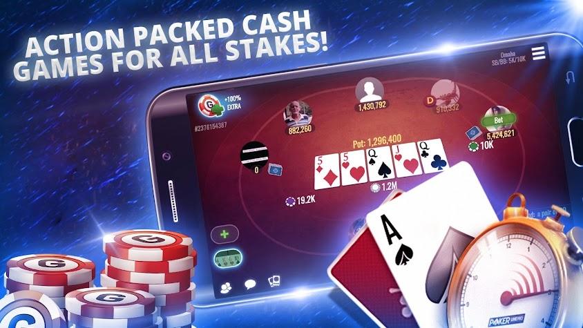 Poker Omaha Screenshot