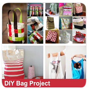 DIY Bag Project - náhled