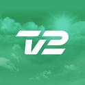 TV 2 VEJR - dagens vejrudsigt og dit byvejr icon
