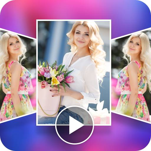Photo Video Editor Icon