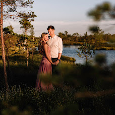 Wedding photographer Aleksandr Vinogradov (sanchous89). Photo of 04.10.2017