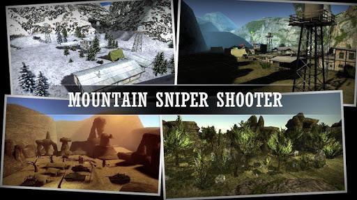 Mountain Sniper Shooting 1.4 screenshots 3