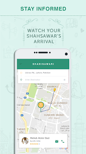 Shahi Sawari - Book A Rickshaw- screenshot thumbnail