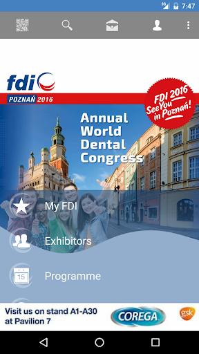 FDI World Dental Congress 2016