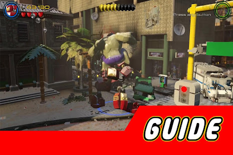 Guide for Lego Marvel Super Heroes - Apps on Google Play