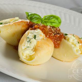 Jumbo Pasta Shells Recipes.