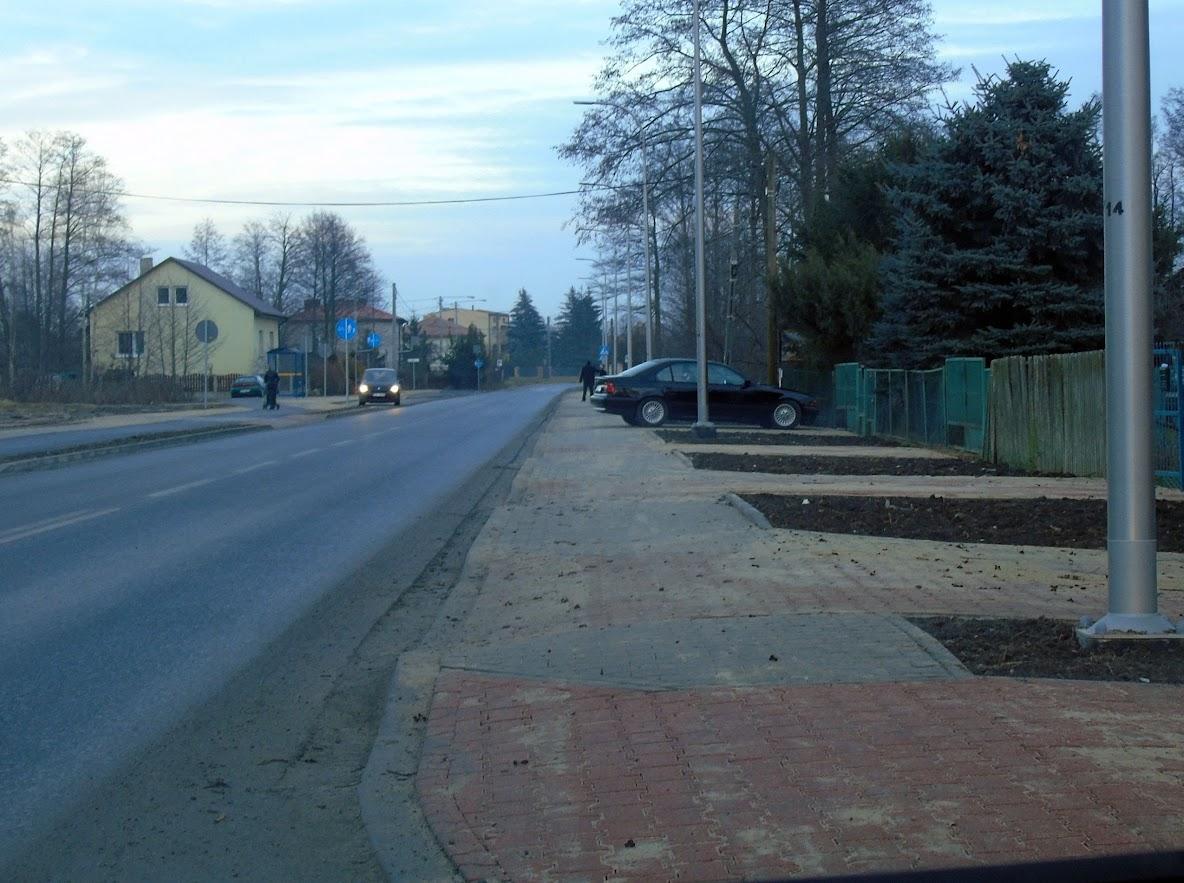 Ulica Rzeczki Ostrowiec Świętokrzyski