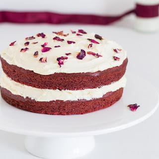 Super Easy Red Velvet Cake - #ICAKEYOU.
