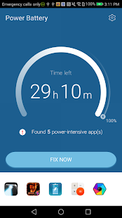 Power Battery: ?Battery Life Saver & Power Care - náhled