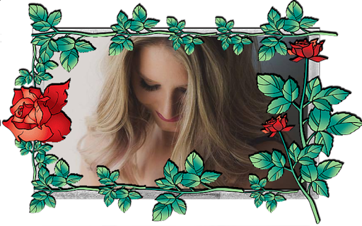 Flower Photo Frame Editor