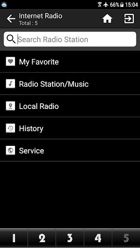 AirMusic Control 3.9 screenshots 2