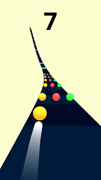 Color Road Android App Screenshot