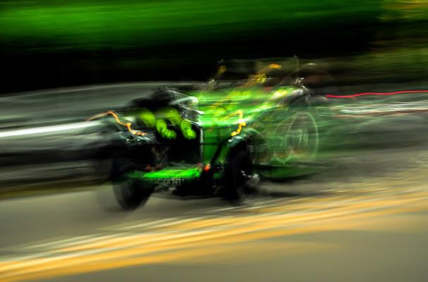Green Car di Paolo Patella
