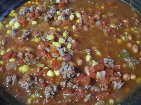 Texas Taco Soup Recipe