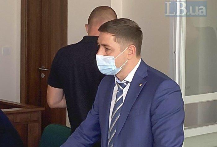 Адвокат Олександр Горошинський