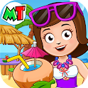 My Town : Beach Picnic Games for Kids icon