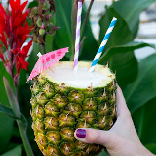 Banana Pineapple Daiquiri