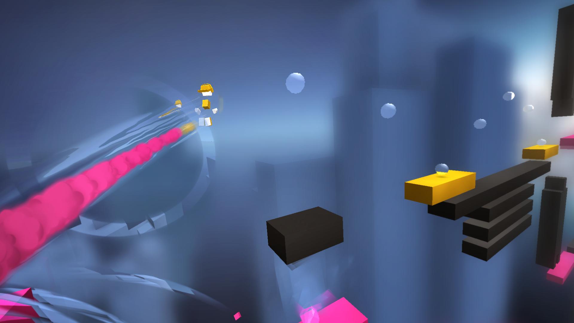 Chameleon Run screenshot #1