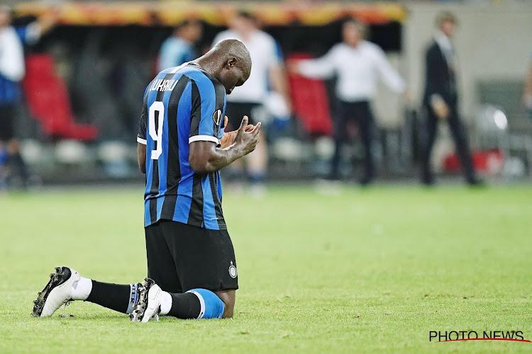 """L'ancien président de l'Inter se ravise: """"J'avais tort à propos de Romelu Lukaku"""""""