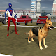 Spider Hero Police Dog Simulator