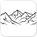 PeakFinder Earth icon
