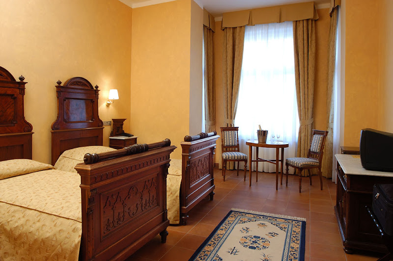 Photo: For the reservation of our Antique room feel free to contact us any time:  info@yourpraguehotels.com