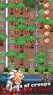 Tank Army - Fast Fingers Shmup - náhled