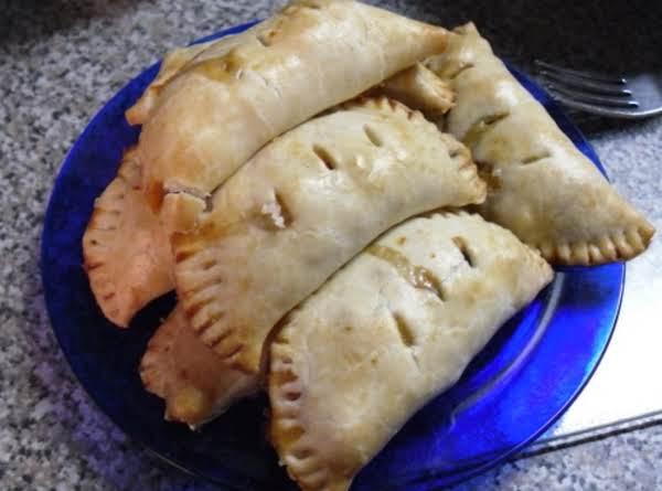 Chicken And Black Bean Empanadas Recipe