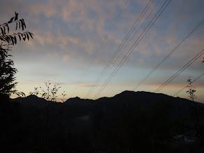誕生山・天王山を見る